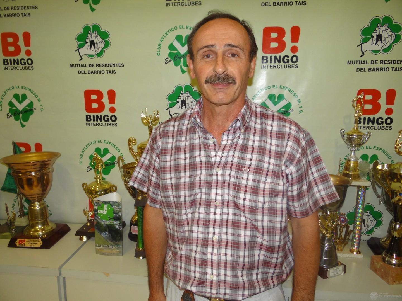 Presidente Dr. Gerardo Burga