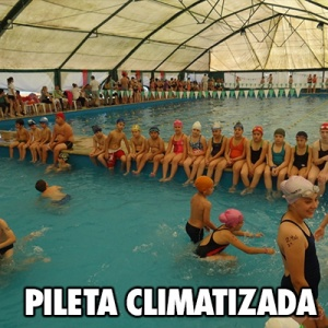 Pileta Climatizada